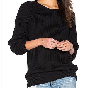 5a72a2b6b22 Callahan Boyfriend Knit Sweater XS EUC